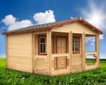 Дачный домик №3
