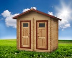 Дачный домик №4