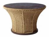 Стол плетеный для беседки №1
