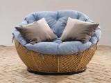 Кресло плетеное из полиамида №2