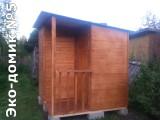 Хозблок для дачи Эко-домик №5 Туалет-душ.