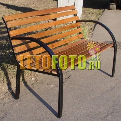 Лавочки и скамейки из металла своими руками чертежи и фото 65
