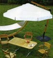 Зонт для дачи, кафе, диаметр 3,5 м.