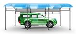 Навесы LetoTent, навесы для автомобилей, навесы из поликарбоната, навесы для дачи. Стандартные и нестандартные конструкции навесов по Вашим чертежам или эскизам.